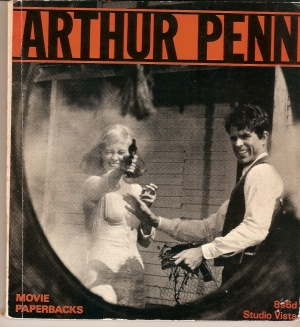 Robin Wood Arthur Penn 1st ed Book cover